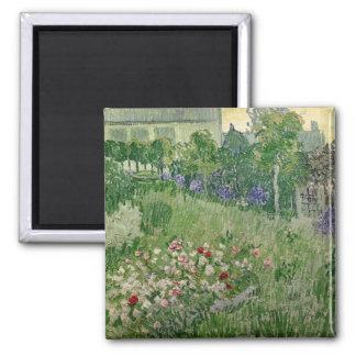 Imã Vincent van Gogh jardim de | Daubigny, 1890