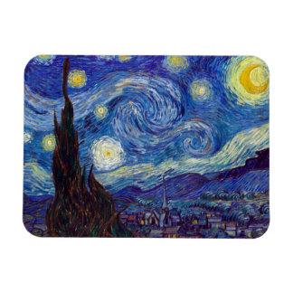 Ímã VINCENT VAN GOGH - noite estrelado 1889