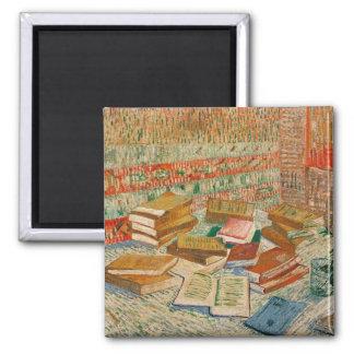 Imã Vincent van Gogh | os livros amarelos, 1887