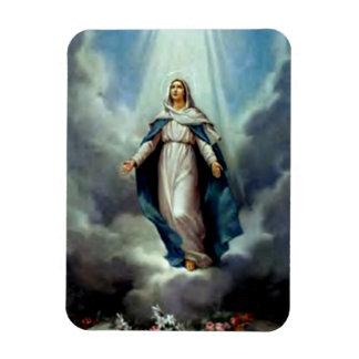 Ímã Virgem Maria abençoada - mãe do deus