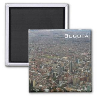 Imã Vista panorâmica de Bogotá