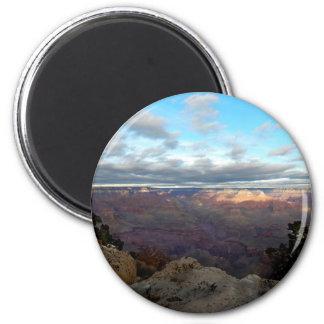 Imã Vista panorâmica do Grand Canyon