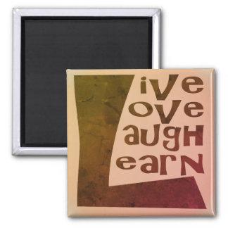 Imã Vivo, amor, riso & aprenda