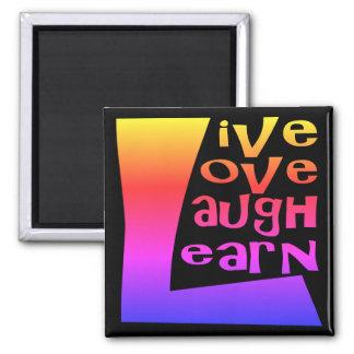 Imã Vivo, amor, riso e aprenda