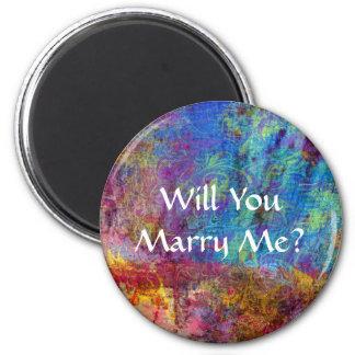 Imã Você casar-me-á?