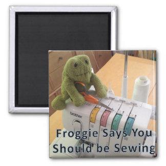 Imã Você deve Sewing