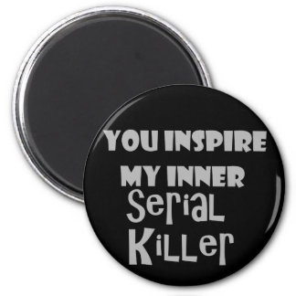 Imã Você inspira meu assassino em série interno
