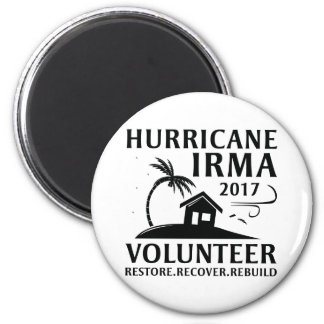 Imã Voluntário de Irma do furacão