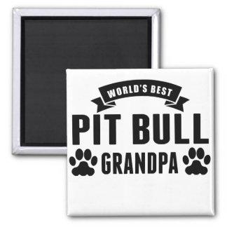 Imã Vovô do pitbull do mundo o melhor