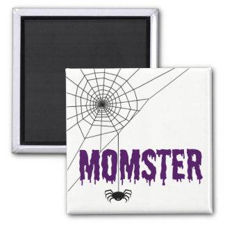 Imã Web de aranha roxa da pia batismal do gotejamento
