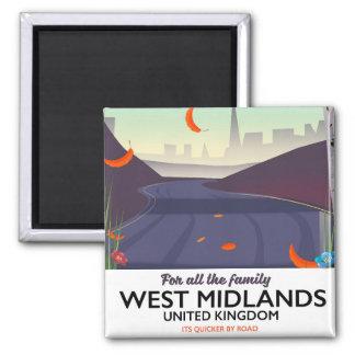 Imã West Midlands, Reino Unido