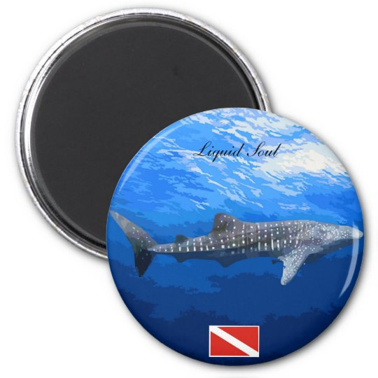 Imã Whale Shark Magnets