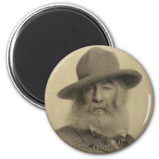 Imã Whitman o bom poeta cinzento