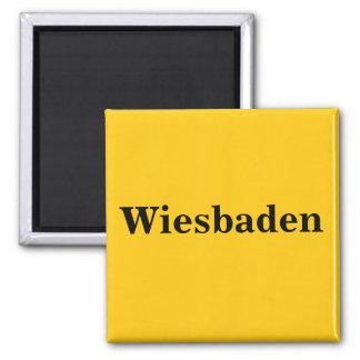 Imã Wiesbaden íman escudo Gold Gleb