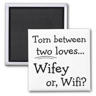 Imã Wifey ou Wifi engraçado