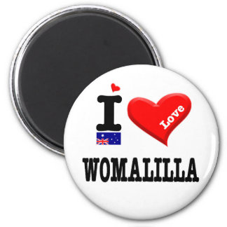 Imã WOMALILLA - Eu amo