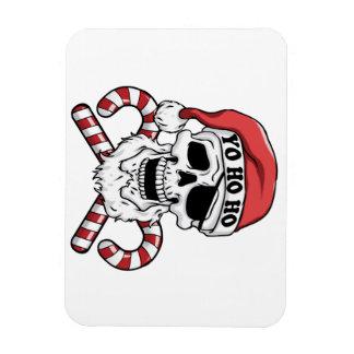 Ímã Yo ho ho - papai noel do pirata - Papai Noel