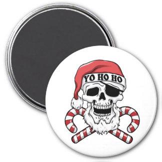 Imã Yo ho ho - papai noel do pirata - Papai Noel