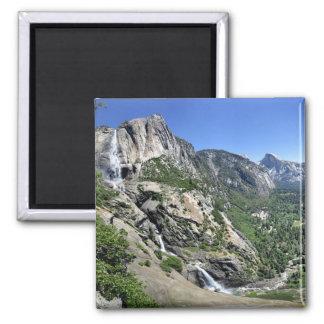 Imã Yosemite Falls e meia abóbada oh de meu Gosh ponto