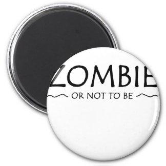 Imã Zombi ou para não ser