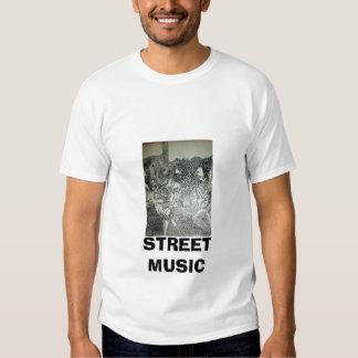 Imagem 001, MÚSICA da RUA T-shirt