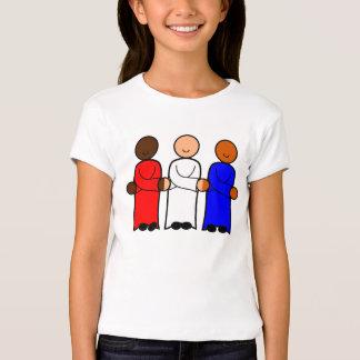 Imagem americana de t-shirt da unidade para