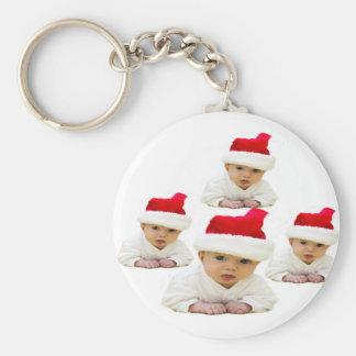 Imagem chain chave do bebê chaveiros