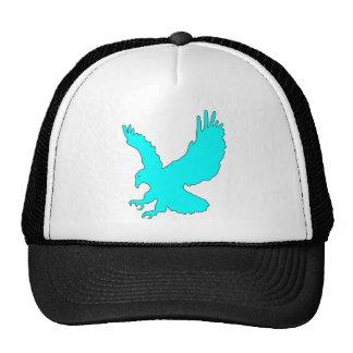 Imagem clara de Eagle dos azul-céu Boné