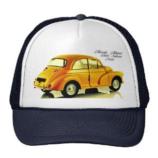Imagem clássica do carro para o chapéu do boné