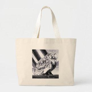 Imagem da coruja bolsa