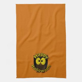Imagem da coruja toalhas de mão
