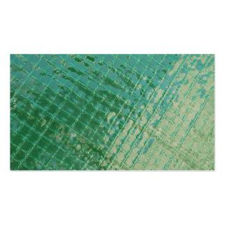 Imagem da foto da tampa plástica verde cartoes de visita