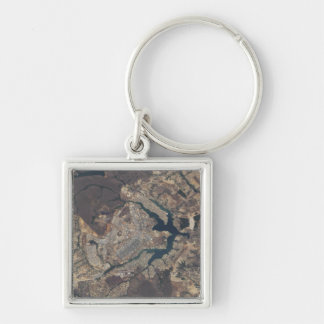 imagem da Natural-cor do lia do ½ do ¿ de Brasï Chaveiros