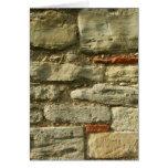 Imagem da parede de pedra cartoes