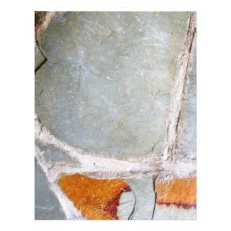 Imagem da parede de pedra modelo de panfletos