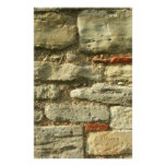 Imagem da parede de pedra papéis personalizados