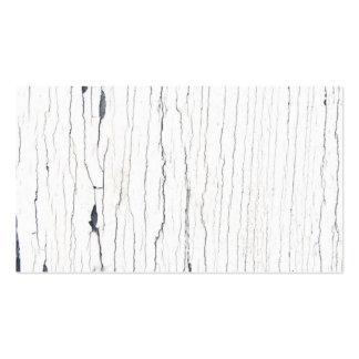 Imagem da pintura rachada branca cartão de visita
