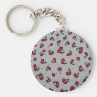 imagem de cerejas pequenas chaveiros