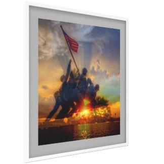 imagem de Iwo Jima Impressão Em Tela