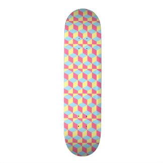 imagem de lousangulos e quadrados skates