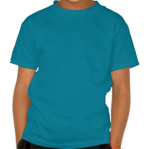 Imagem de serapilheira da palmeira do flamingo camiseta