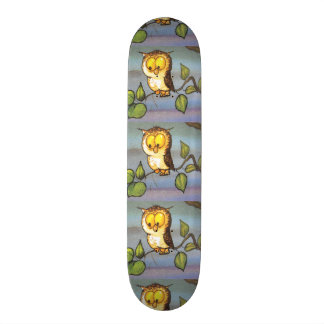 imagem de um mocho skate