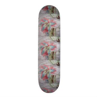 imagem de uma flor skate