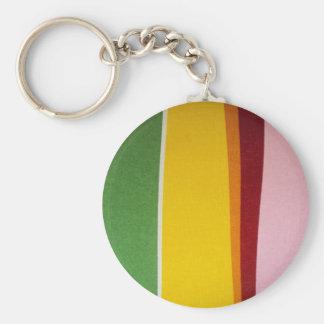 imagem de varias cores chaveiro