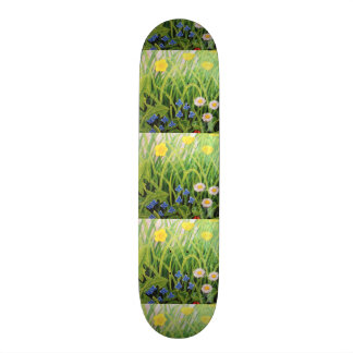 imagem de vegetação skates