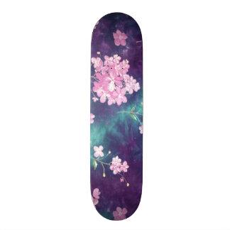 imagem de violetas skate boards
