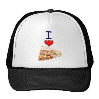 Imagem do amante da pizza boné