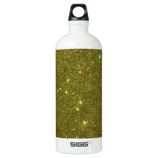 Imagem do brilho do amarelo esverdeado