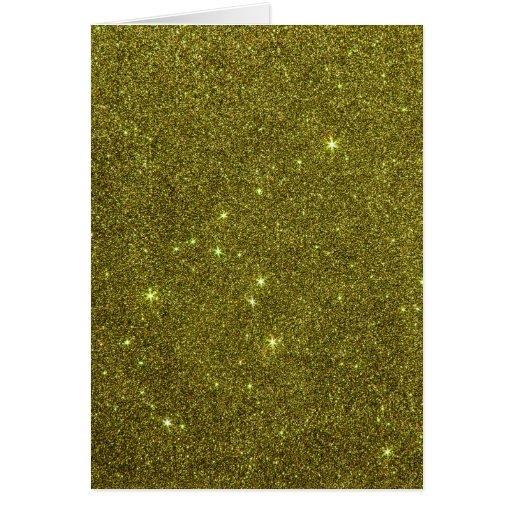 Imagem do brilho do amarelo esverdeado cartao