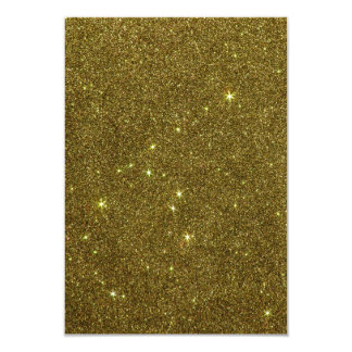 Imagem do brilho do ouro convite personalizados